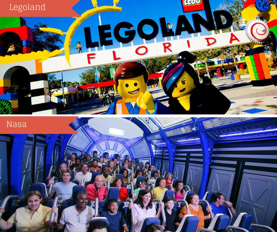 Viajar para Orlando com Milhas