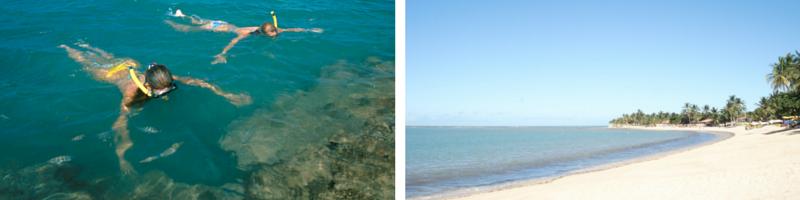 Destinos de praia baratos