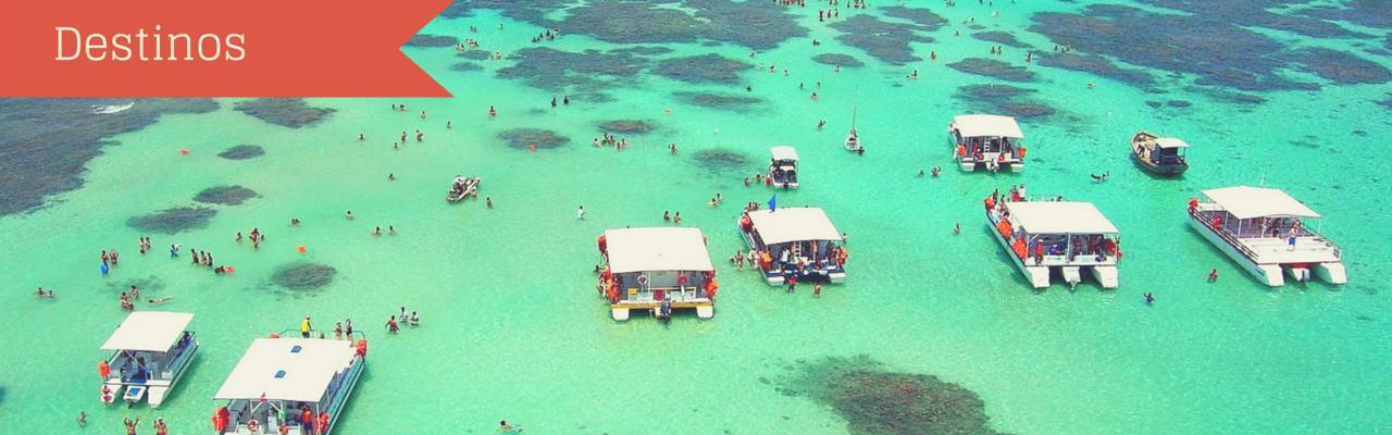 3 destinos de praia baratos para conhecer neste verão – Use e abuse de seus pontos e milhas para baratear sua viagem