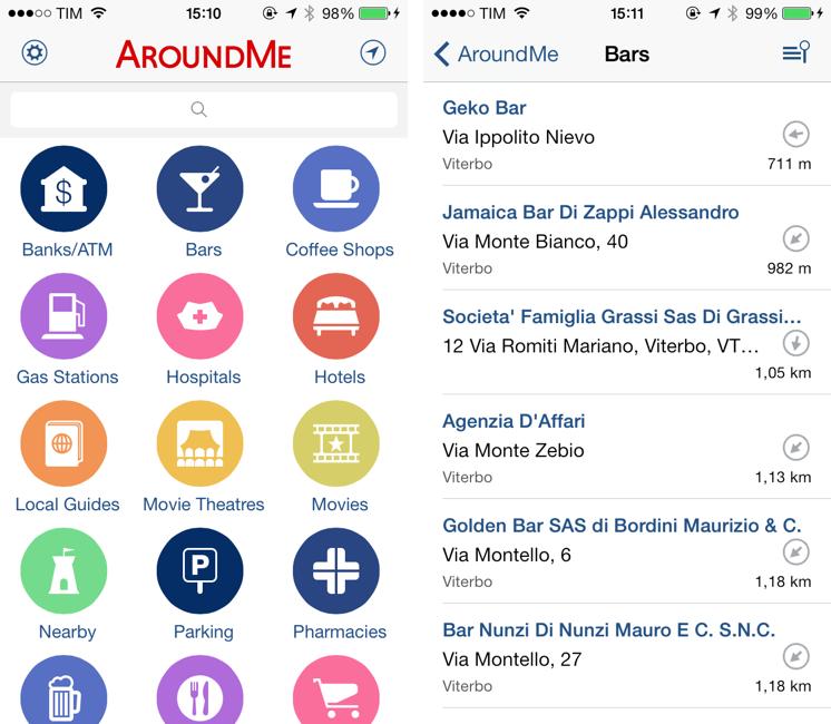 aroundme-app