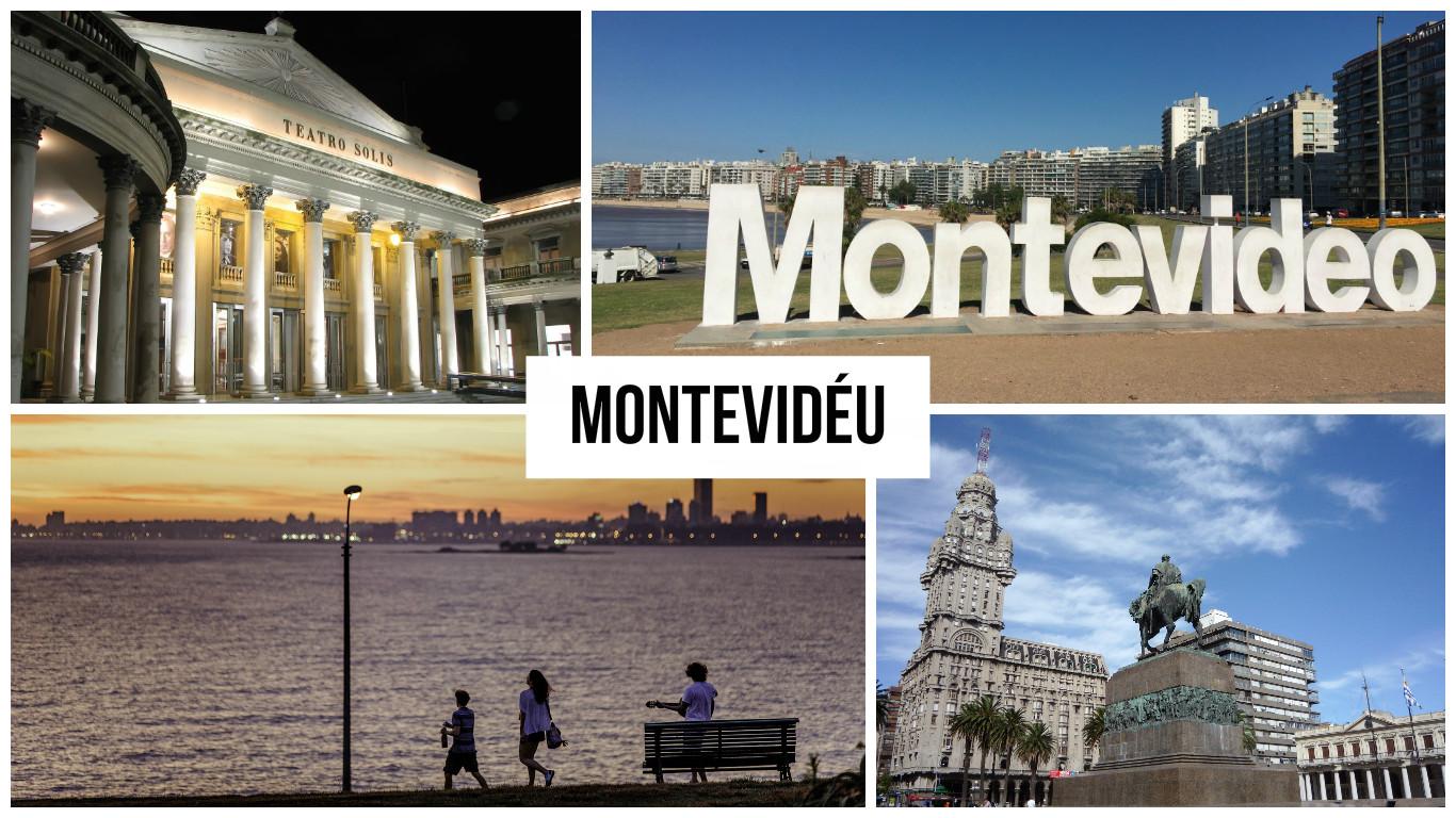 Roteiro de 3 dias em Montevidéu com milhas: pontos turísticos e dicas imperdíveis