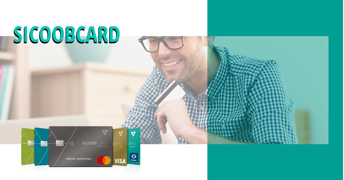 Sicoobcard: ganhe desconto na fatura do cartão de crédito